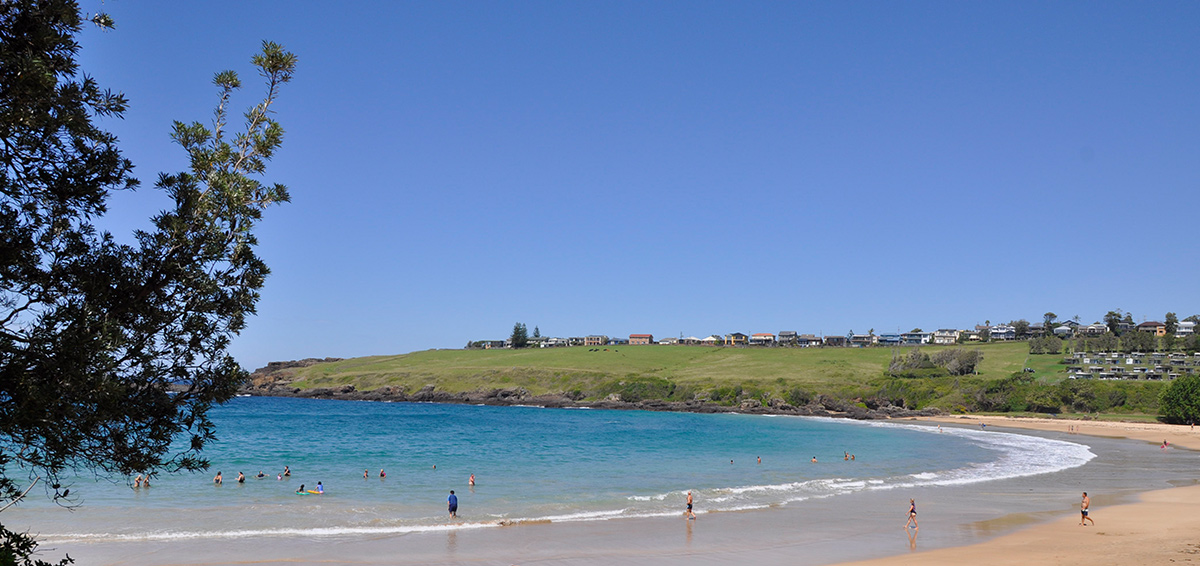 Kiama Beach Cottage at Easts Beach - Holiday House Accommodation Kiama